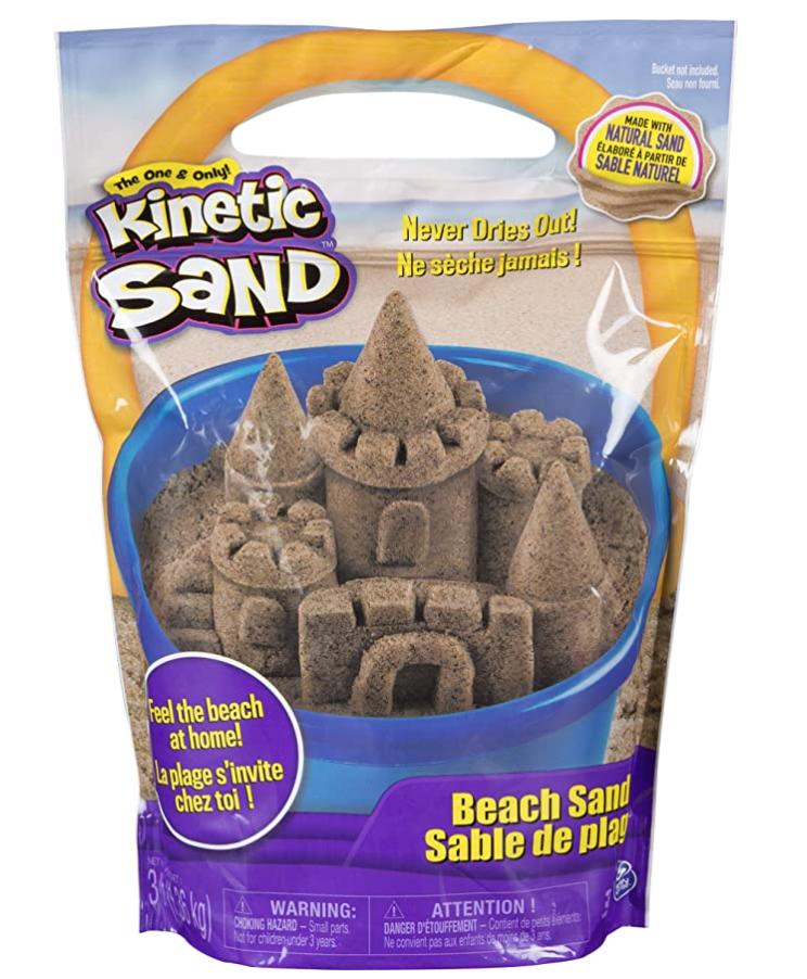 Kinetic Sand 3 lb bag