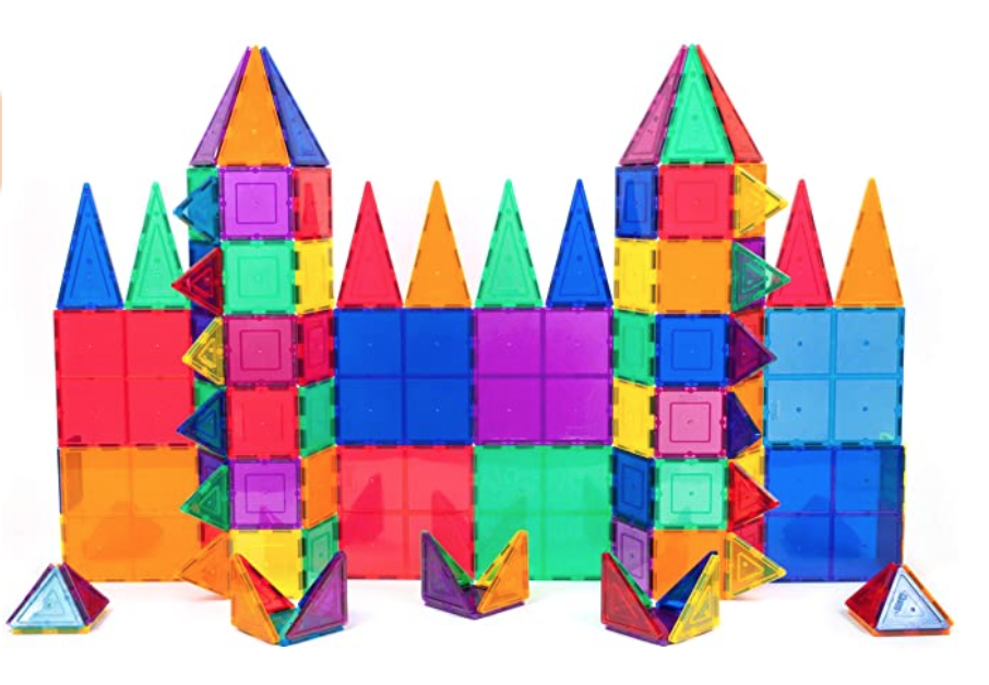 Picasso Tiles castle