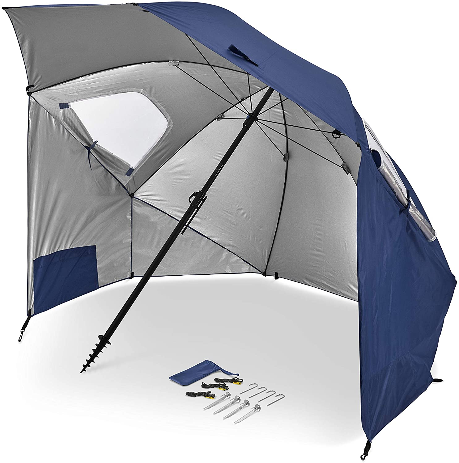 Sport brella for all kinds of weather