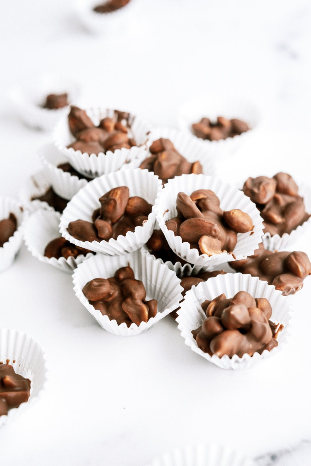 Easy Instant Pot Chocolate Clusters Recipe