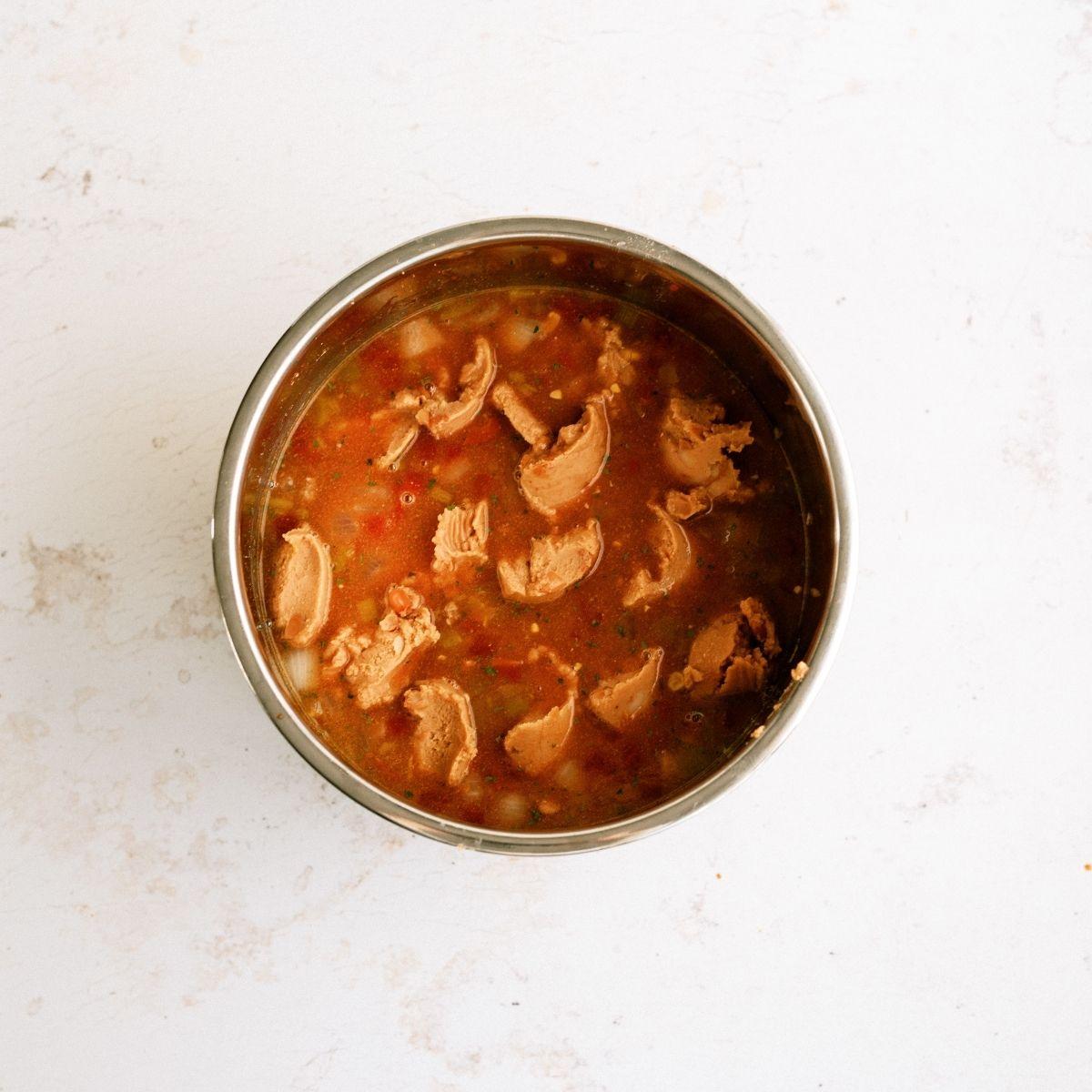Instant Pot Ground Turkey Taco Chili Recipe Quick Easy