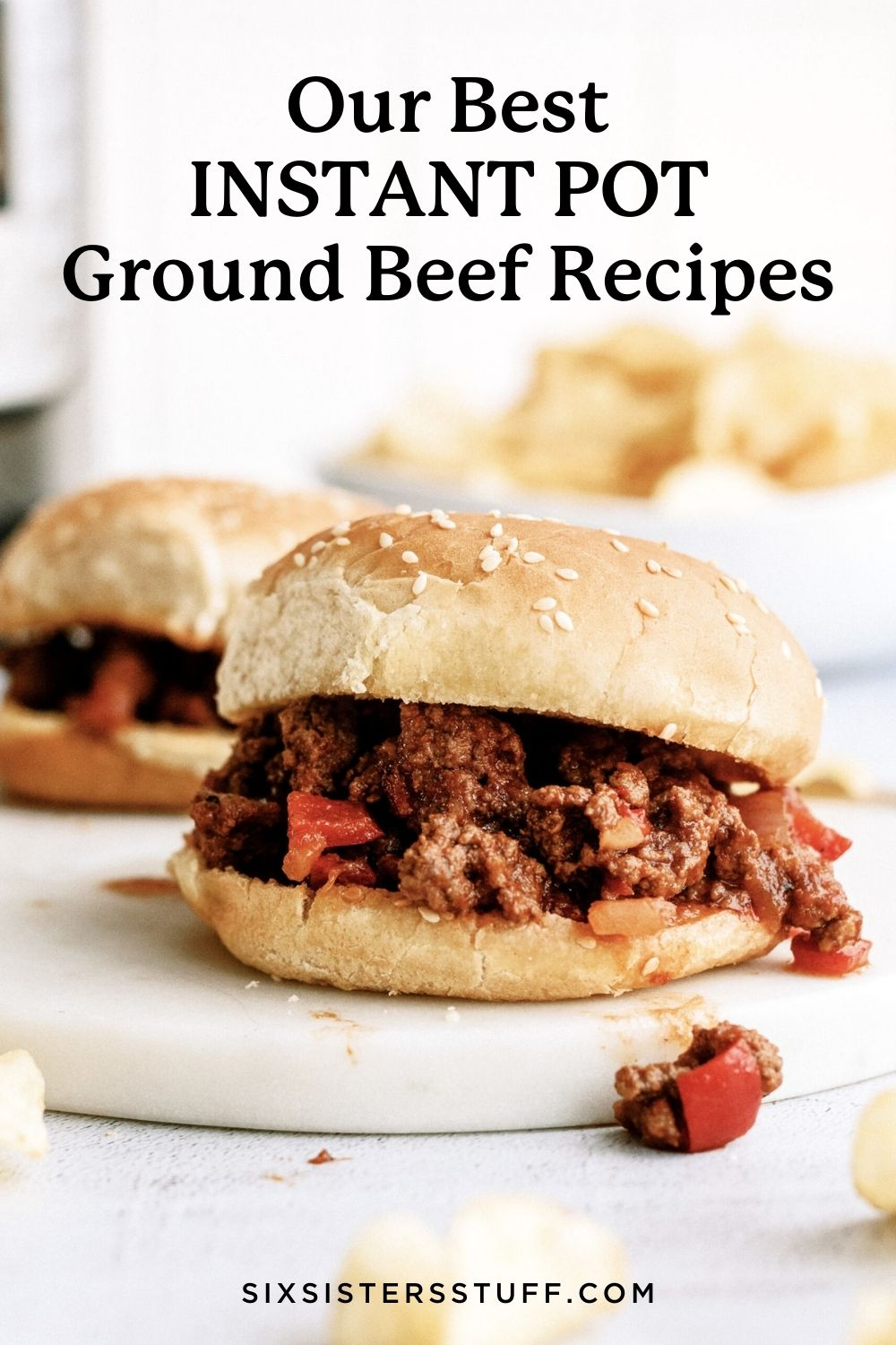 27 of the Best Instant Pot Ground Beef Recipes