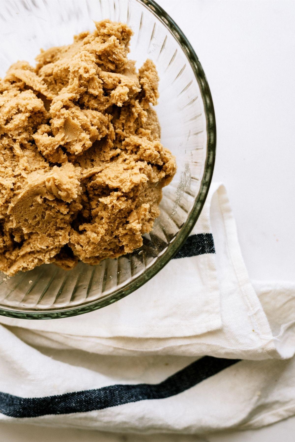 Brown Sugar Mixture for Snickerdoodle Blondies Recipe