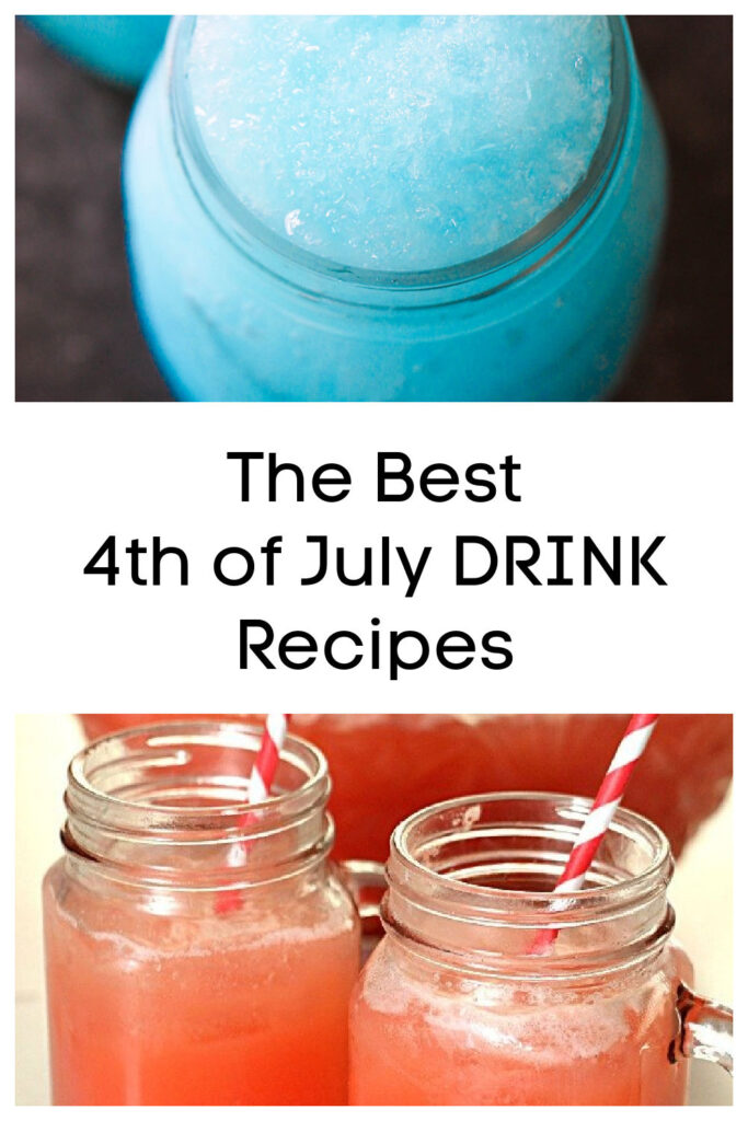 Fun drinks to serve on Independence Day