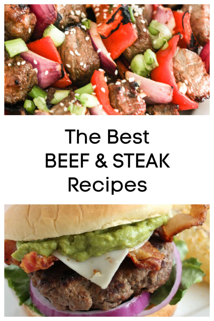 Grilled Beef and Steak Recipes to make for the 4th of July