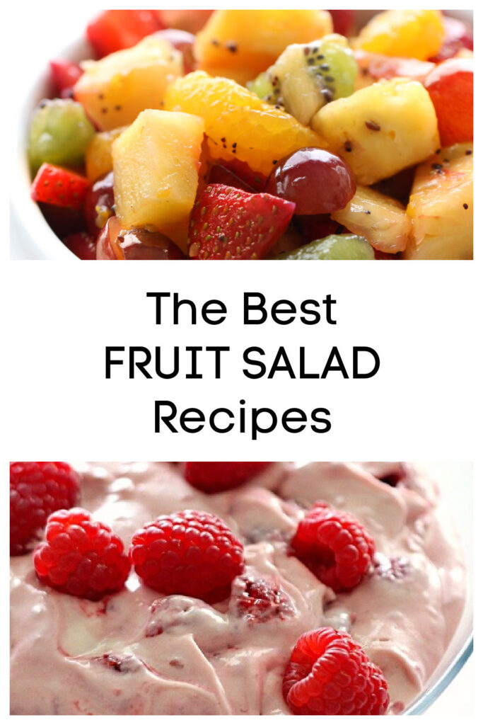 Fruit Salad Recipes that are easy for summer