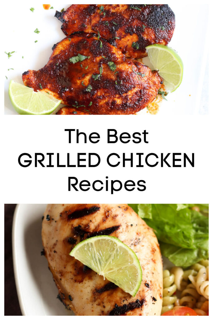 The best 4th of july grilled chicken recipes