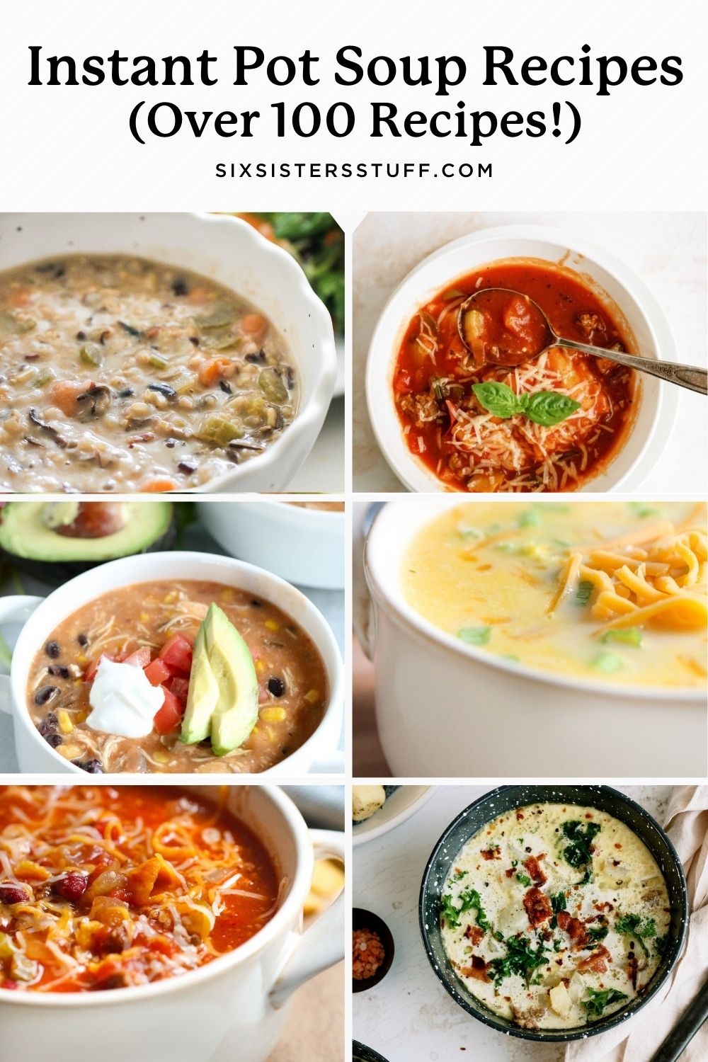 100 of the Best Instant Pot Soup Recipes